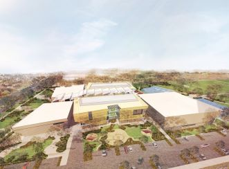 The new three-storey school will replace Whyalla's three separate high school campuses