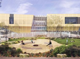 New Whyalla Secondary School, South Australia