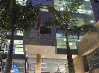 Aurecon provided structural, civil and facade design services for the eight-storey building.