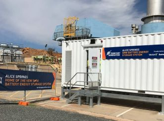Aurecon's work on the Alice Springs Battery Energy Storage system marks a milestone in the clean energy transformation of Alice Springs.
