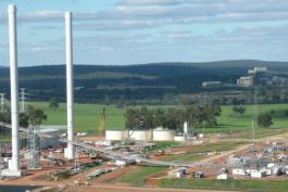 Bluewaters Power Station, Australia