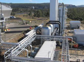Callide Oxyfuel Australian Energy and Utility Summit