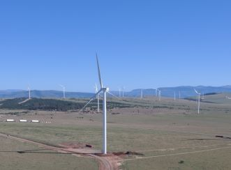 Cookhouse Wind Farm's are designed to benefits the communities of South Africa.