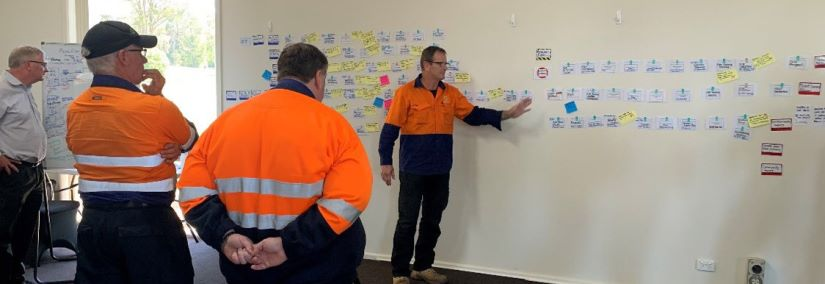 Aurecon engaged EnergyAustralia employees in multidisciplined, site-based, and highly interactive workshops to identify, analyse and develop continuous improvement plans.