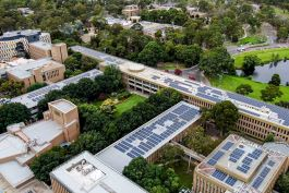 La Trobe University is committed to future sustainability, the first Australian university to use the SoilFood concept as an on-site composting unit at the Melbourne campus.