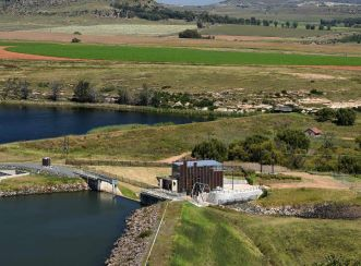 The project acquired a portion of land leading to Botterkloof Dam - defined as a conservancy.