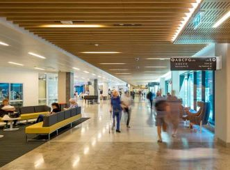 Aurecon helped deliver the new design of the hospital, which focuses on the needs of patients