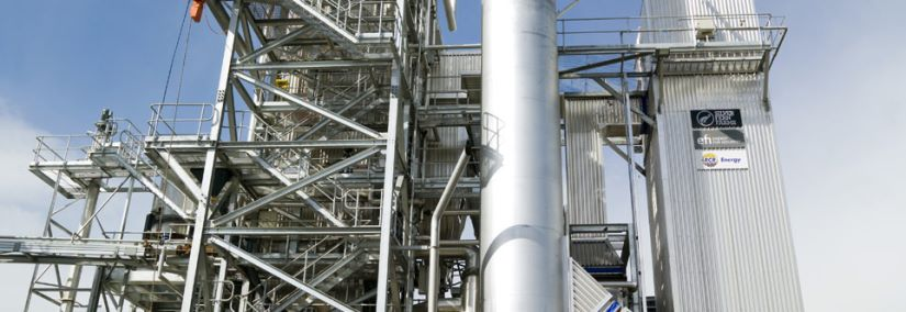 Balclutha Plant - Bubbling Fluidised Bed Boiler technology