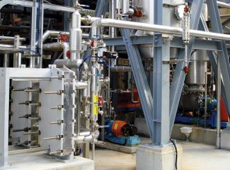 Aurecon prepared and project managed the equipment supply and installation contracts for the main evaporation plant and new steam turbine of Mount Maunganui PDV Refinery.
