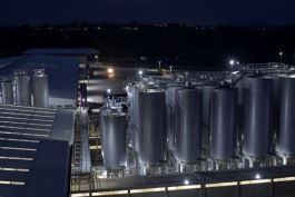 A photo of the NBL Brewery