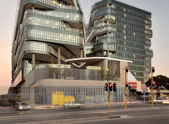 Eris Property Group appointed Aurecon for the design of the 102 Rivonia office development