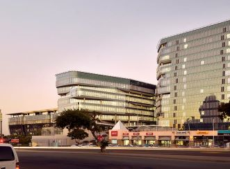 Aurecon designed 102 Rivonia to symbolise Ernst & Young