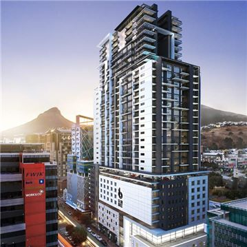 16 on Bree is the tallest residential and second tallest building developed in Cape Town in the last 20 years