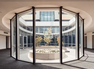 Canberra's justice precinct has been transformed into a new ACT Law Courts facility and will support the city's judicial system for many years to come.