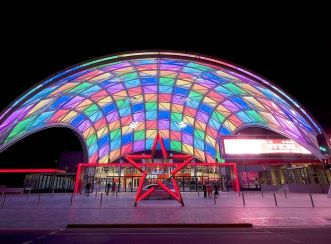 Adelaide Entertainment Centre redevelopment - Lights