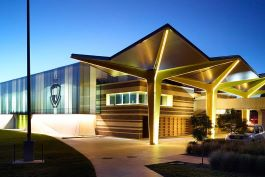 Australian Defence Force Academy (ADFA), Australia - Sports Facility
