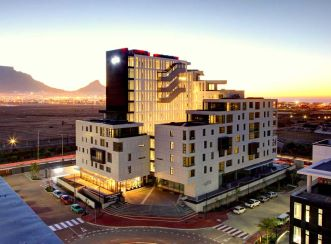 10 000 m2 Axis development in Cape Town