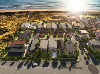 Aurecon designed the final 2.7-hectare in the four-precinct Coast Papamoa development, offering 23 exclusive sections.