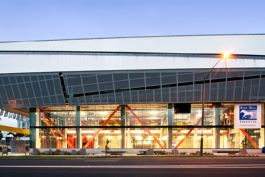 Aurecon worked with Spowers Architects to create a functional and exciting learning environment