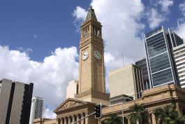 Aurecon restores and extends the life of Brisbane City Hall, one of the iconic buildings of South East Queensland.