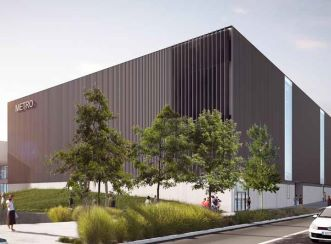 Christchurch's Metro Sports Facility (Taiwhanga Rehia) will be the largest indoor sports and aquatic centre in the Southern Hemisphere.