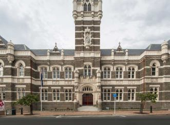 Aurecon was appointed as structural engineers for the significant refurbishment and structural strengthening of the Dunedin Law Courts