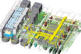 Equinix Data Centre plans - Sydney