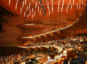 Hamer Hall - Interior