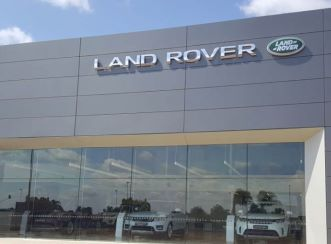 Aurecon helped client MGM Motors Group to upgrade Jaguar Land Rover Dealership to a new location in Limpopo, South Africa