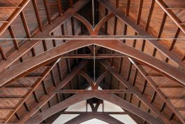Knox Church roof