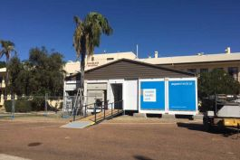 Aurecon's project management expertise helped reinvigorate the upgrade of Longreach Hospital in Rockhampton.