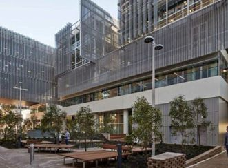 MSD is the largest of only twelve buildings in Australia to receive the GBCA 6-Star rating