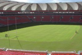 Nelson Mandela Bay Stadium - Grounds