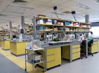 NUS Block MD10 furnished laboratory