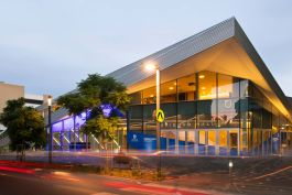 Aurecon created highly flexible spaces for the Pridham Hall that are required to be reconfigurable in multiple formats