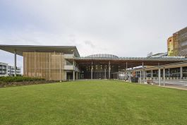 Sunshine Coast University Hospital, Australia (Image courtesy of Lendlease Building)
