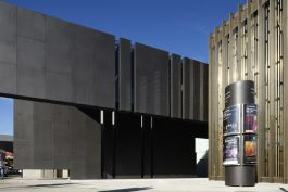 The landmark State Theatre of Western Australia, located in the Perth cultural centre. Image courtesy of Kerry Hill Architects.