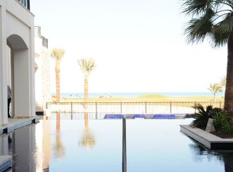 St Regis Saadiyat - Island Resort Pool