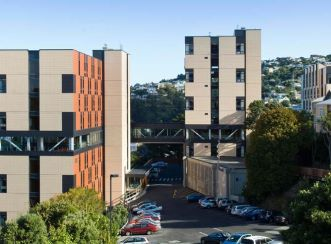 Te Puni Village Student Accommodation
