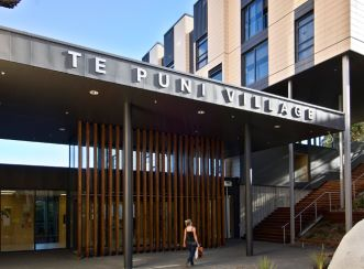 Te Puni Student Accommodation