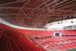 Wembley Stadium - From the seats