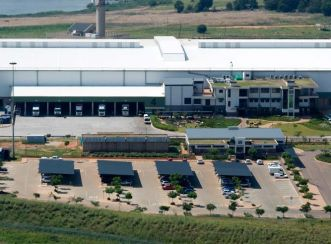 Woolworths Distribution Centre