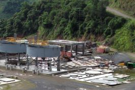 Ban Phuc Nickel Mine process plant