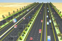 Widening of the Outer Bypass and Al Qudra Road