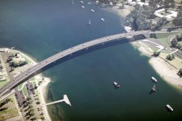 Aurecon delivered the concept design and environmental assessment for the Batemans Bay Bridge Replacement project, including community engagement and consultation.