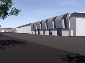 The design of the new $46 million Railcar Assembly Facility at Bellevue