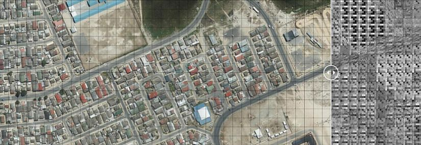 The machine learning model classifies the aerial imagery as either road or non-road. Aurecon developed an approach that captured and validated new and existing measurements of the metropolitan road network.
