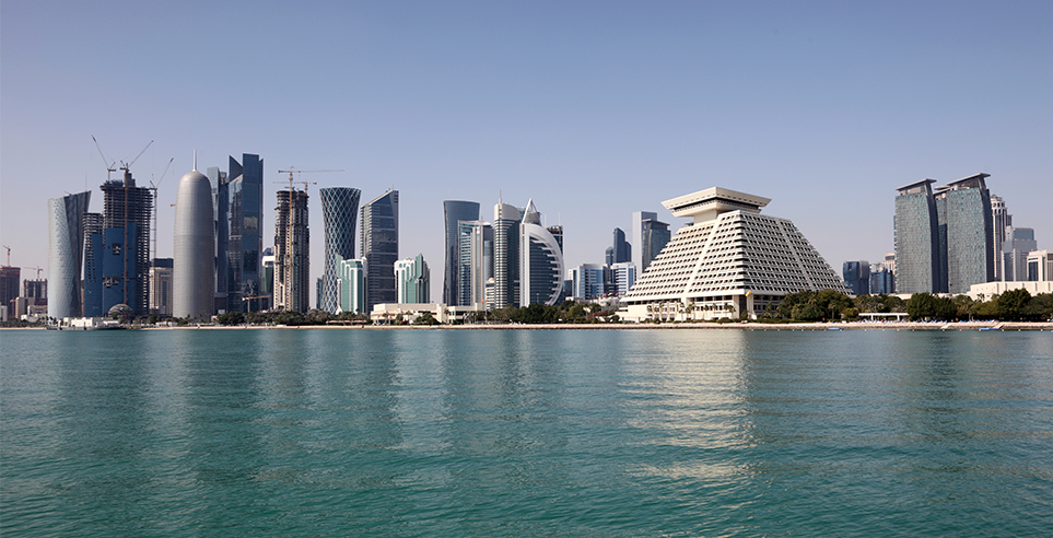 Doha during the day