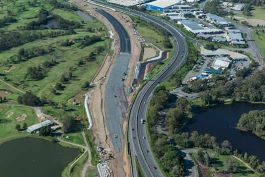 Gateway Upgrade North (Photo courtesy of Lendlease)