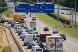 Gauteng Freeway Improvement Project